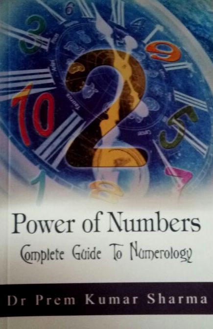 Power of Numbers-Complete Guide to Numerology