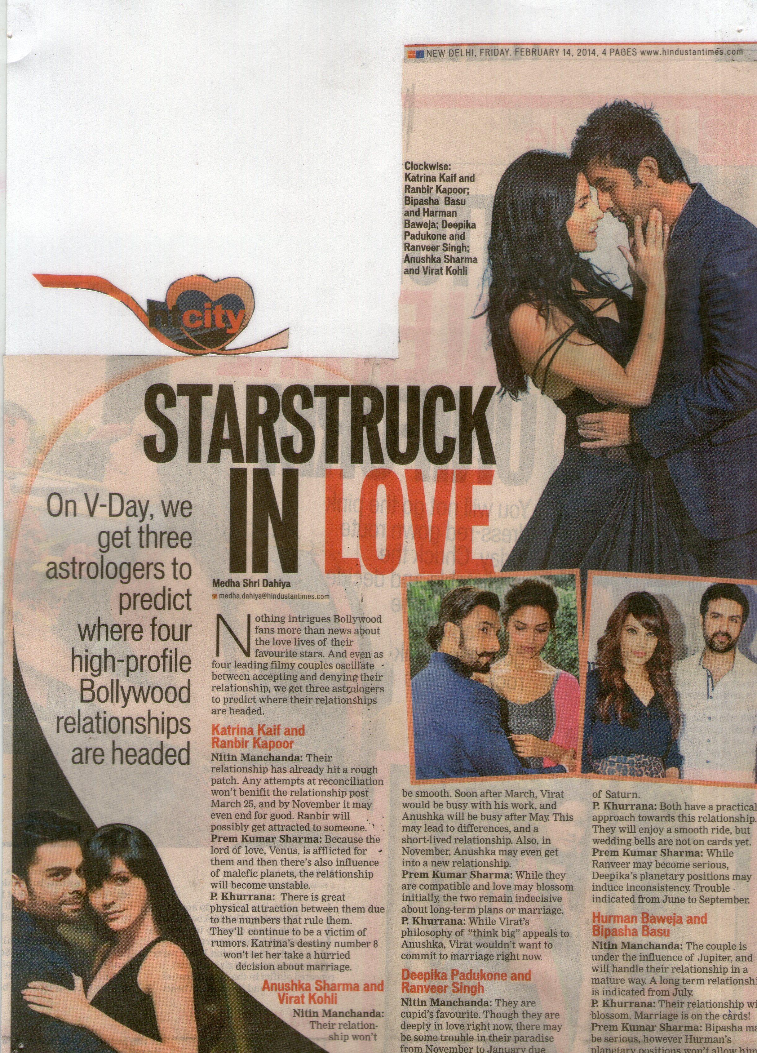 Starstruck in Love