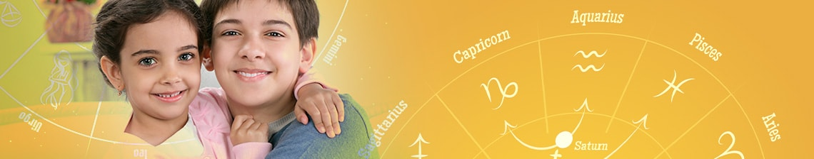 Aquarius Child Free Astrology Numerology Horoscope
